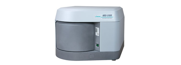 JASCO's New! NRS-5000 Series Raman